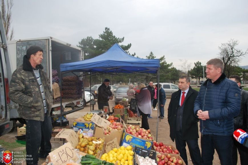 Шеремет: Необходимо возобновить проведение сельскохозяйственных ярмарок без мясной продукции (ФОТО), фото-6