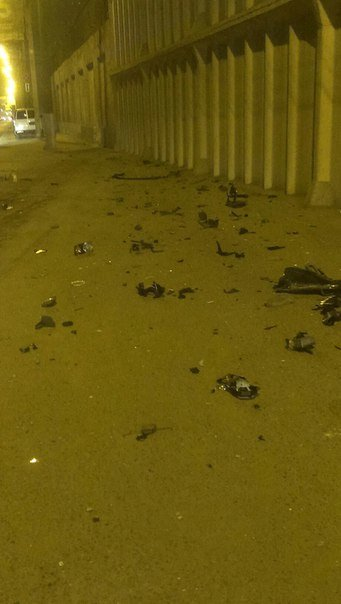В Одессе около тюрьмы разбился лихач (ФОТО) (фото) - фото 1