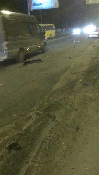 cd72b45ab45a22ebbdc0b355d9be084f В Одессе около тюрьмы разбился лихач