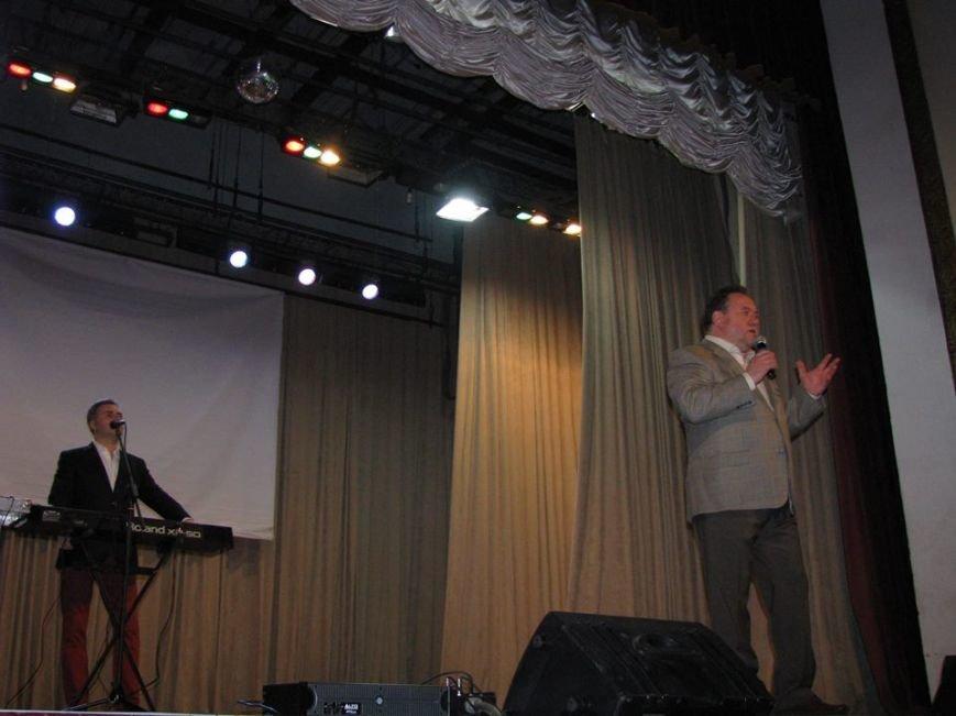 У Конотопі пройшов творчий вечір Богдана Бенюка, фото-3