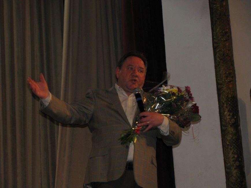 У Конотопі пройшов творчий вечір Богдана Бенюка, фото-2