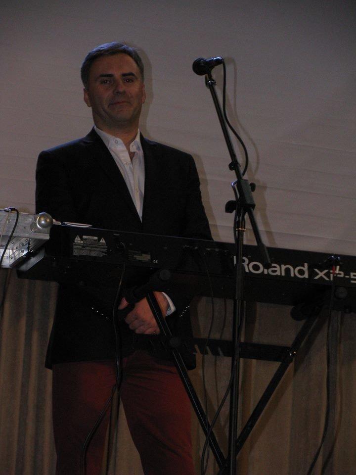 У Конотопі пройшов творчий вечір Богдана Бенюка, фото-1