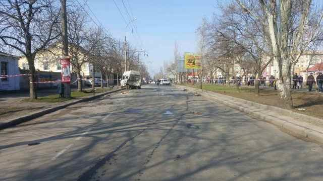 В Николаеве за рулем БМВ, похоронившем четверых человек в грудах железа, был полицейский (ФОТО) (фото) - фото 1