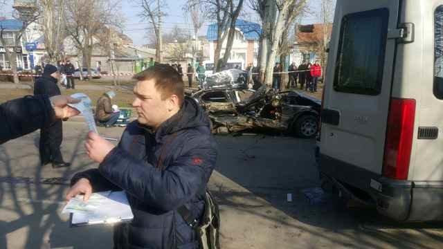 В Николаеве за рулем БМВ, похоронившем четверых человек в грудах железа, был полицейский (ФОТО) (фото) - фото 2