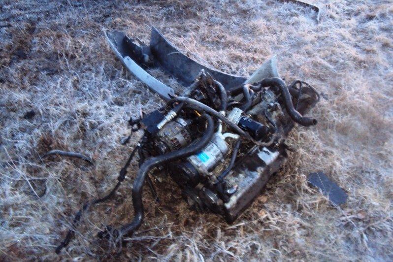 Страшное ДТП в Черниговской области: 3 человека погибло, еще 2 ранено (фото) - фото 1