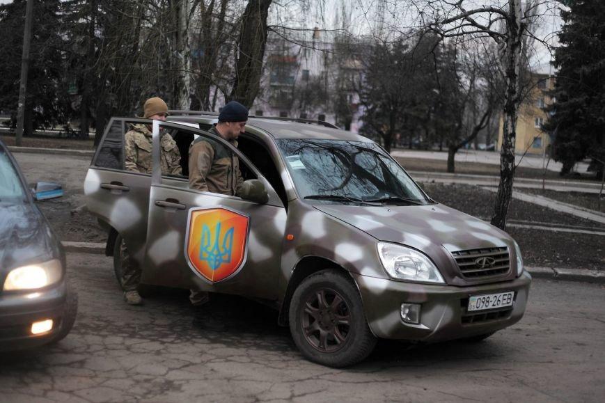 «Патриоты Доброполья» возобновляют патрулирование города (фото) - фото 1