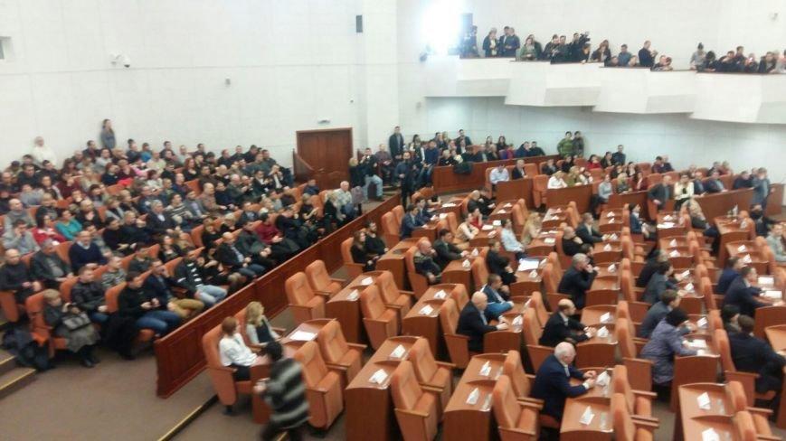 Сессия Днепропетровского городского совета: текстовый онлайн (ФОТО) (фото) - фото 3
