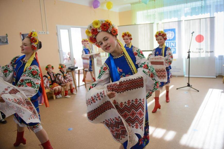 В Белозерском открыли крыло детского сада, для детей с особыми потребностями (фото) - фото 1