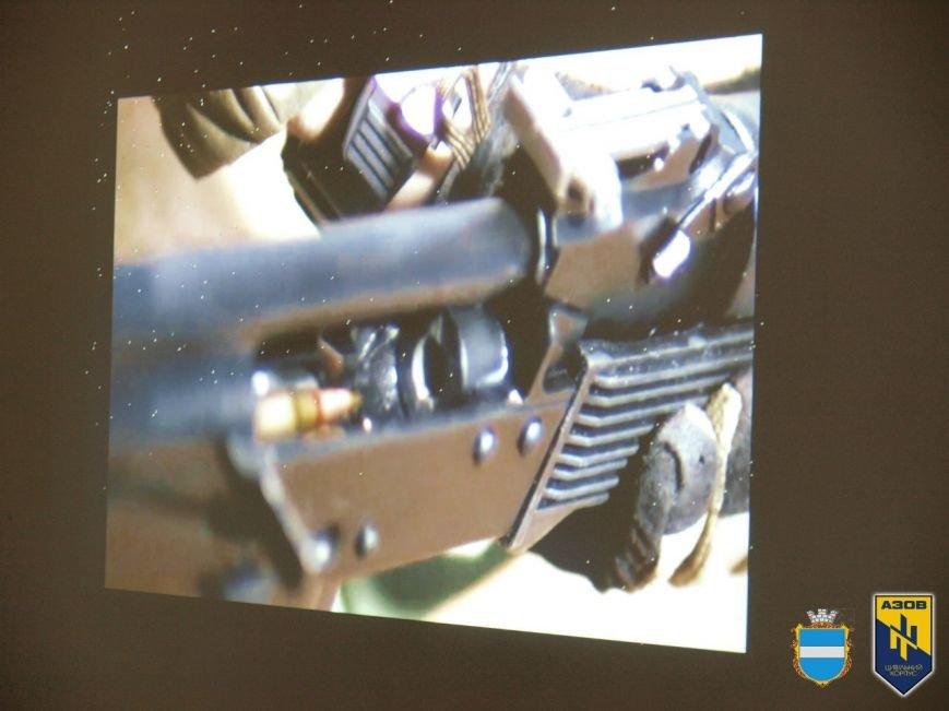 В Кременчуці ЦК «АЗОВ» показали, що таке війна і як себе поводити в зоні бойових дій (ФОТО) (фото) - фото 8