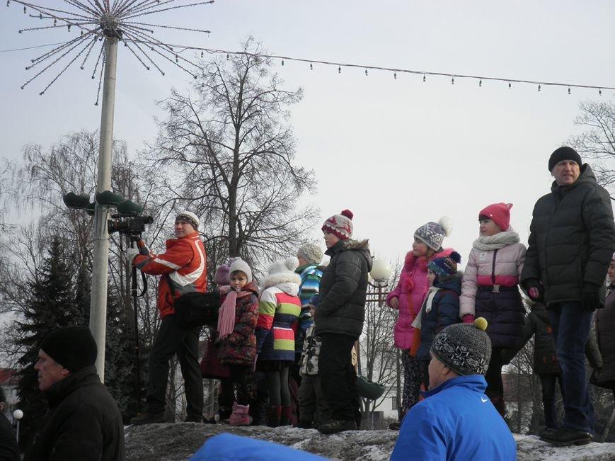 Как в центре Орши проводили зиму (фото) - фото 1