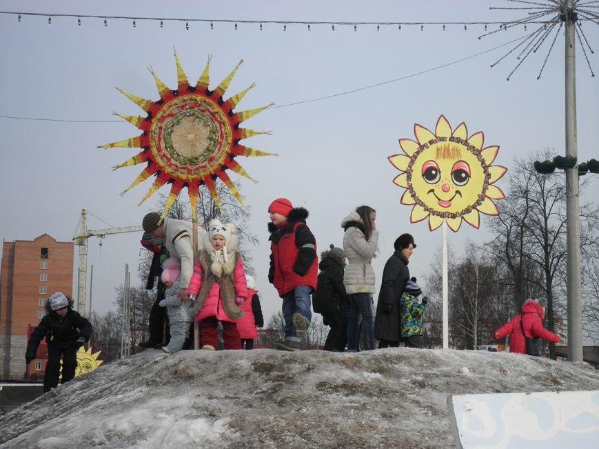 Как в центре Орши проводили зиму (фото) - фото 6