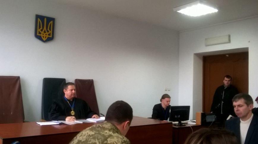 В Сумах перенесли судовое заседание по АТОшнику, избившему охранника Спасо-Преображенского Собора (ФОТО) (фото) - фото 1