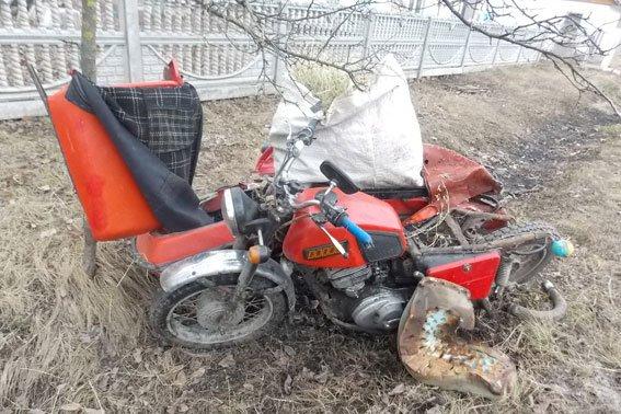 В ДТП на Полтавщине погибли два человека (фото) - фото 1