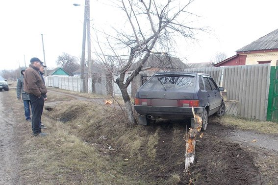 В ДТП на Полтавщине погибли два человека (фото) - фото 2