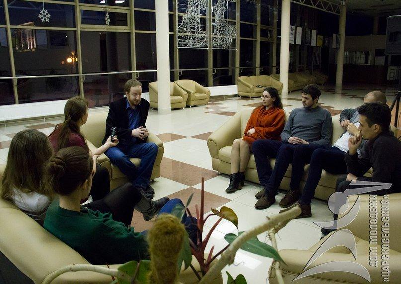 Встреча с известным режиссером научно-популярного кино состоялась в Царском Селе (фото) - фото 1