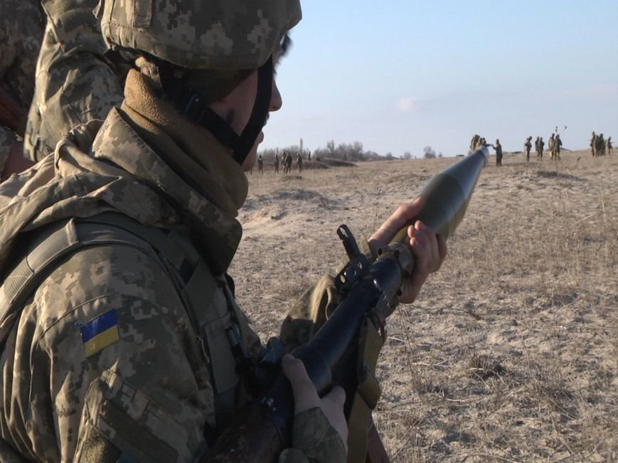 2a886c2c3c39b6e3eee3ef4a1135d433 В Одесской области высадились морские пехотинцы