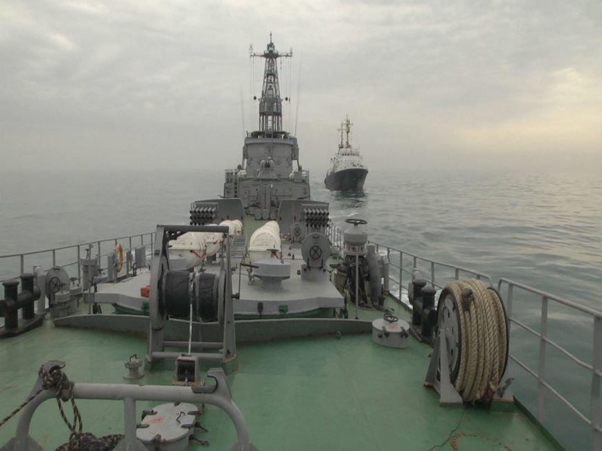 В Одесской области высадились морские пехотинцы (ФОТО) (фото) - фото 1