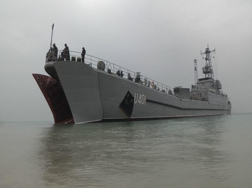 512f8fb74fa1343e4b377970c9439df0 В Одесской области высадились морские пехотинцы