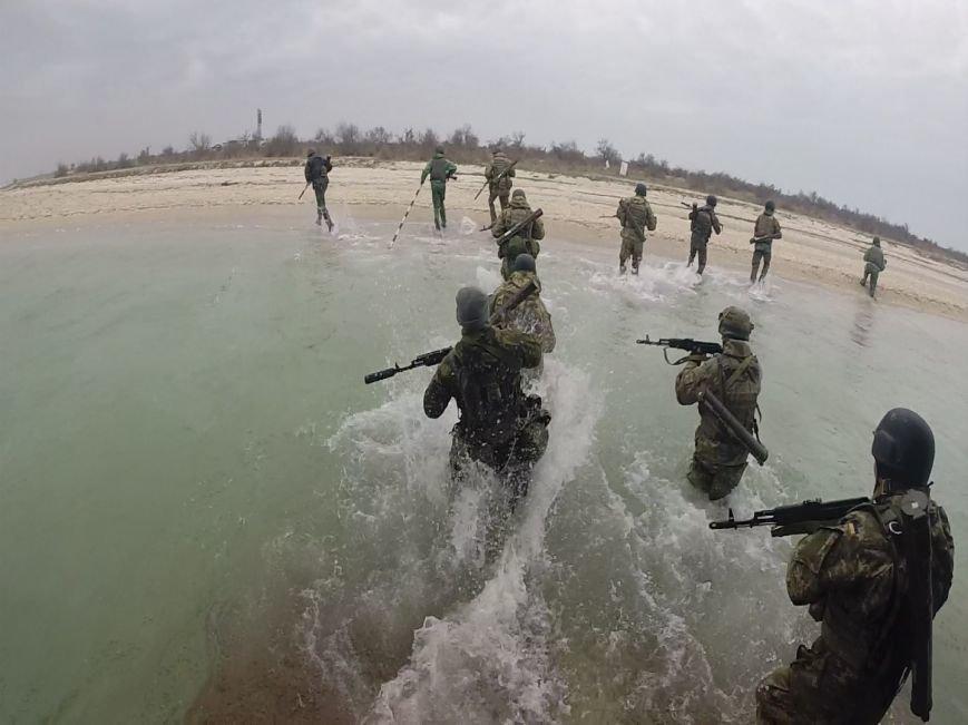 a292a3d4e2148764d456ee5f984db941 В Одесской области высадились морские пехотинцы