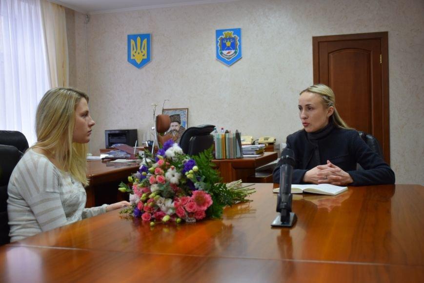 Николаевская саблистка Харлан рассказала областному руководству, как построить школу фехтования (ФОТО) (фото) - фото 1