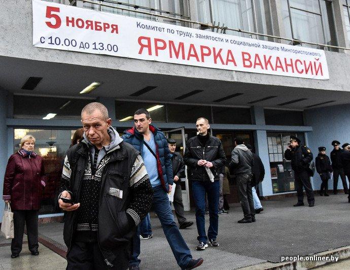 В Гродненской области больше всего вакансий с зарплатой от 9 млн -