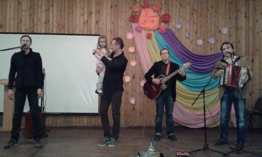 Музыкальная группа «Вертеп» дала концерт в Авдеевке, фото-1