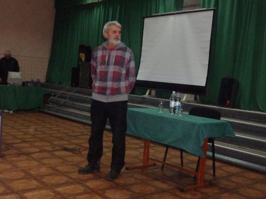 В Красноармейске состоялся показ украинского фильма-номинанта на премию «Оскар» (фото) - фото 5