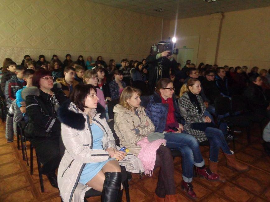 В Красноармейске состоялся показ украинского фильма-номинанта на премию «Оскар» (фото) - фото 3