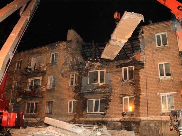 В Макеевке ликвидируют последствия взрыва газа в жилом доме (фото) (фото) - фото 5