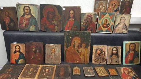 Харьковская СБУ задержала контрабандиста с старинными иконами (ФОТО), фото-1