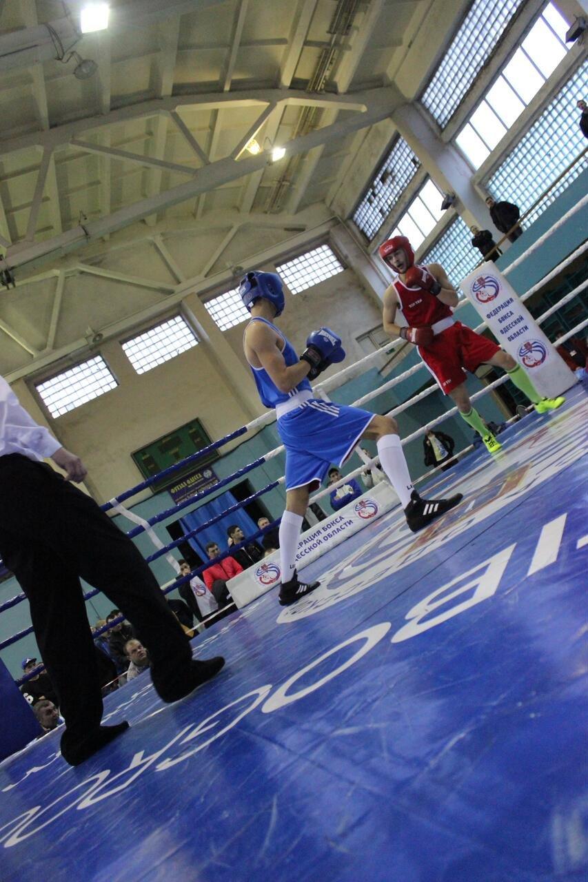 22f173e89adc3433859163ef429be155 Одесские боксеры «порвали» три страны