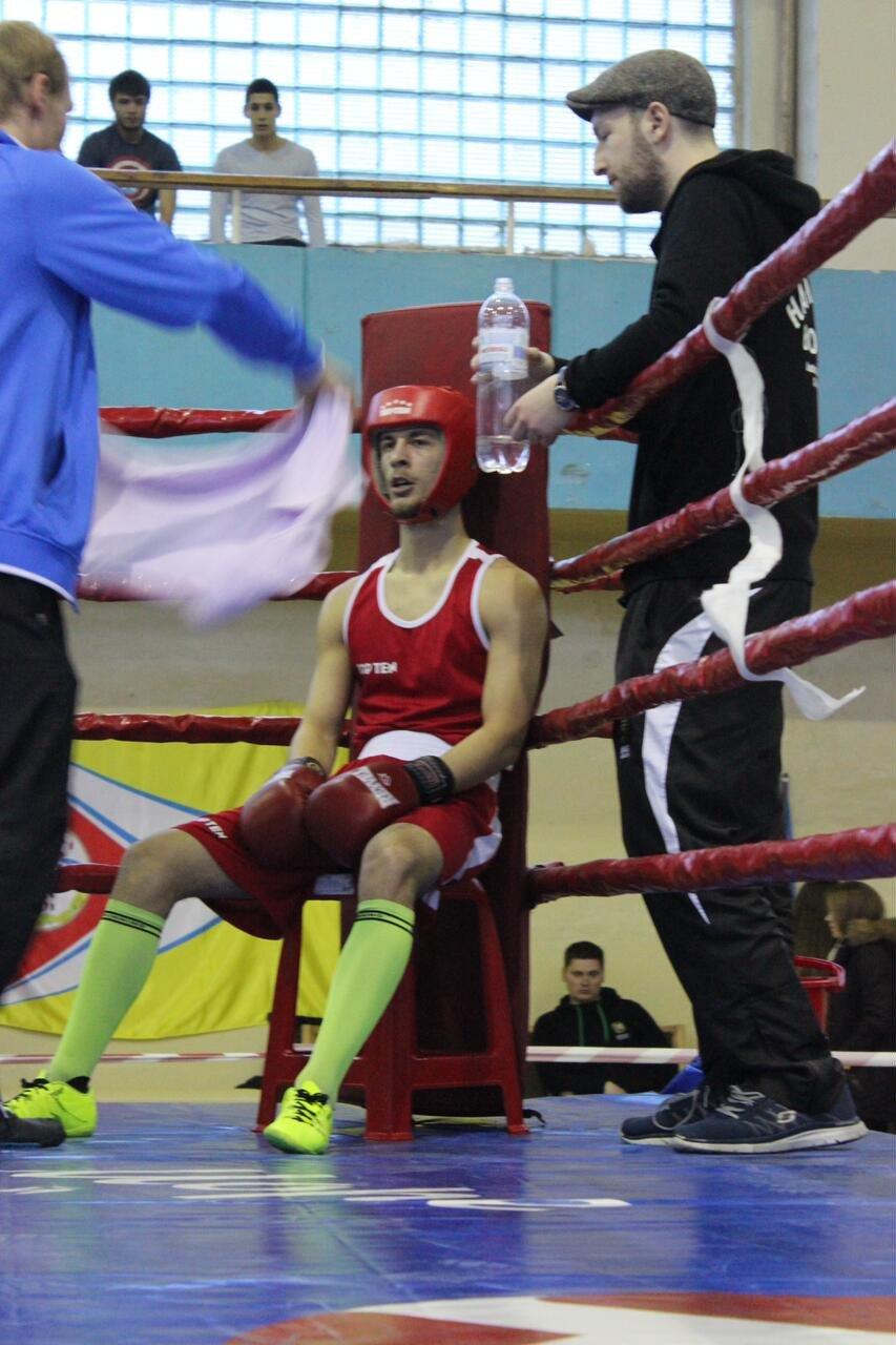 b67ab0998be9e3fa48a1da1c8859653f Одесские боксеры «порвали» три страны