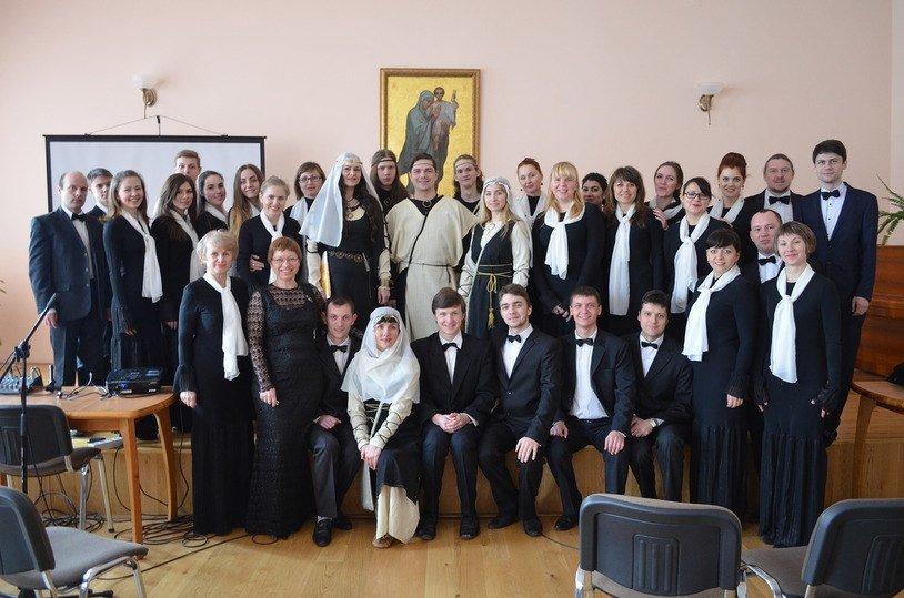 Днепродзержинский хор победил на международном фестивале (фото) - фото 1