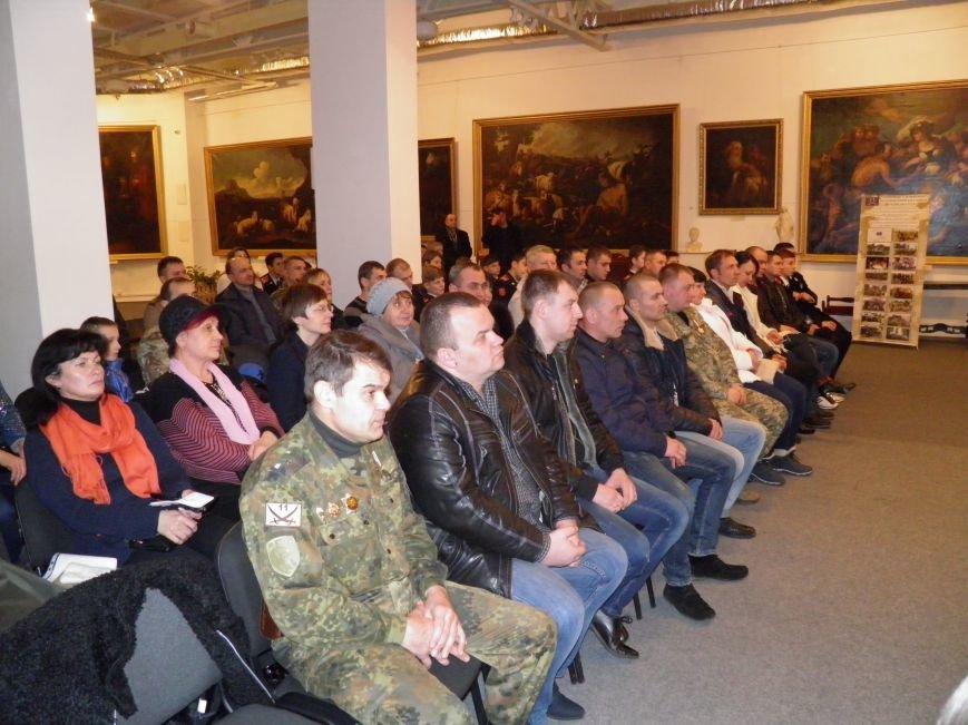 Героический 11-й отдельный мотопехотный батальон «Киевская Русь» (фото) (фото) - фото 1