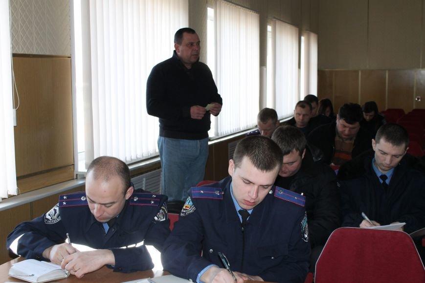 Полицейские учатся предотвращать насилие в белоцерковских семьях (фото), фото-2