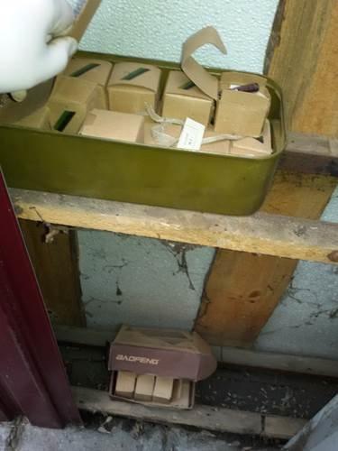 В Луганской области обнаружили тайник с автоматом, гранатами и 4 тысячами патронов (ФОТО) (фото) - фото 1