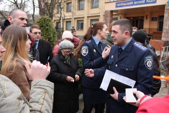 Поліція зареєструвала звернення ужгородців заарештувати вбивцю собаки (фото) - фото 1