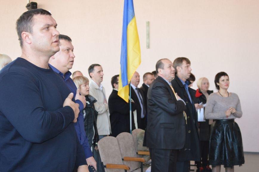 В Северодонецке прошла очередная сессия городского совета (ФОТО), фото-1