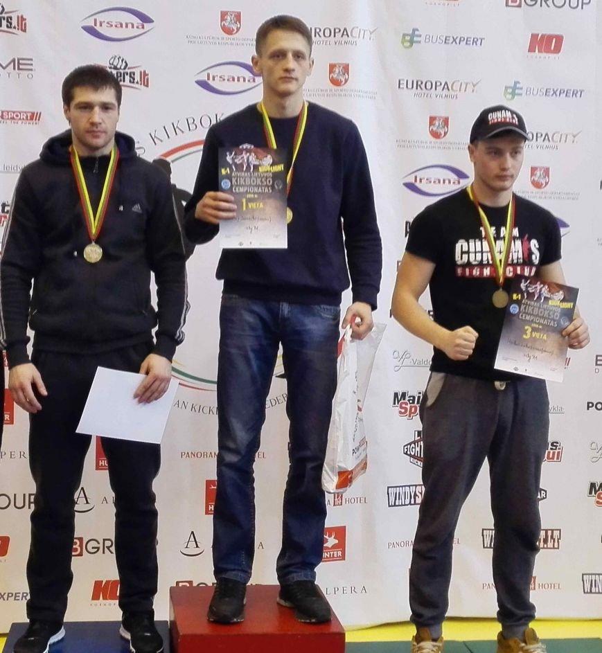 Чемпион Шевченко Алексей
