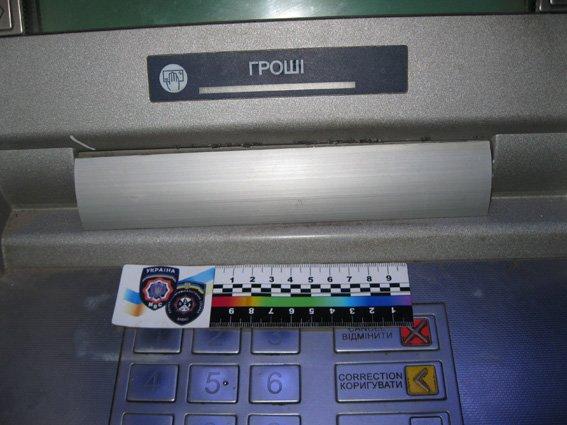 На Сумщине мошенники занялись банкоматами (ФОТО) (фото) - фото 1