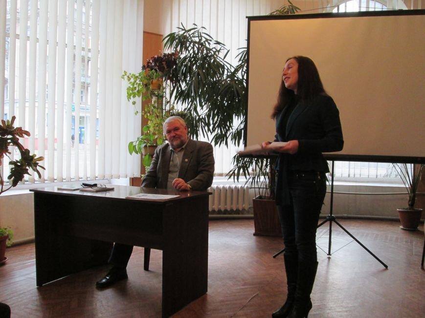 Известный украинский писатель презентовал в Днепродзержинске свой новый роман, фото-3