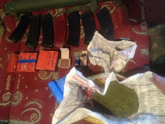 Николаевец схлопочет немалый срок за оружейный арсенал и наркотики (ФОТО) (фото) - фото 1