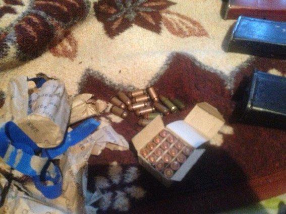 Николаевец схлопочет немалый срок за оружейный арсенал и наркотики (ФОТО) (фото) - фото 4