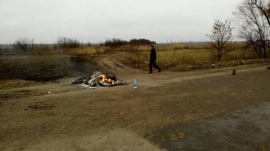 """Несмотря на запрет со стороны обладминистрации, фуры продолжают ездить по трассе Н-11 """"Кривой Рог - Николаев"""" (ФОТО), фото-5"""