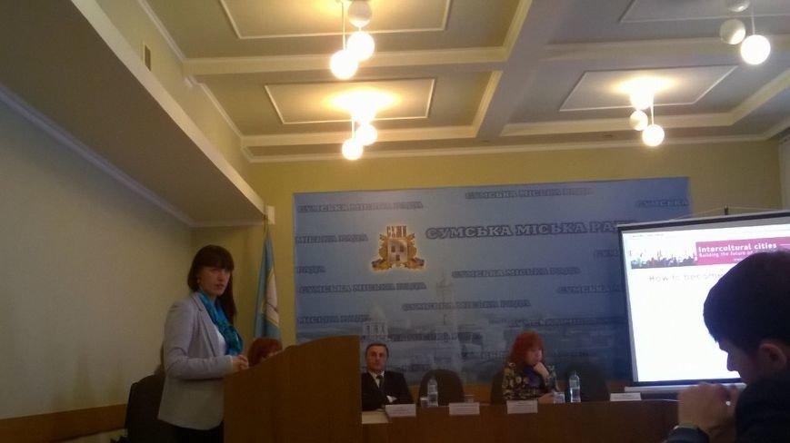 Cумы подписали Меморандум Сети Интеркультырных Городов (ФОТО) (фото) - фото 1