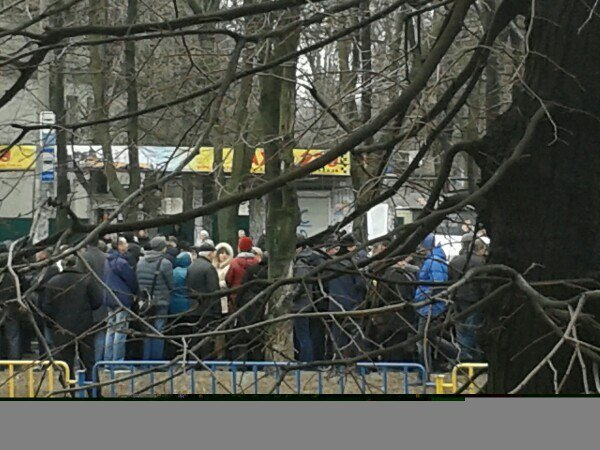 Кто и зачем митингует в центре Днепропетровска (ФОТО) (фото) - фото 4