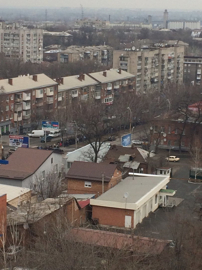 Кто и зачем митингует в центре Днепропетровска (ФОТО) (фото) - фото 8