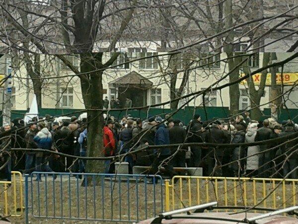 Кто и зачем митингует в центре Днепропетровска (ФОТО) (фото) - фото 5