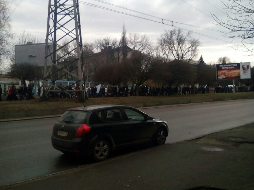 Кто и зачем митингует в центре Днепропетровска (ФОТО) (фото) - фото 6