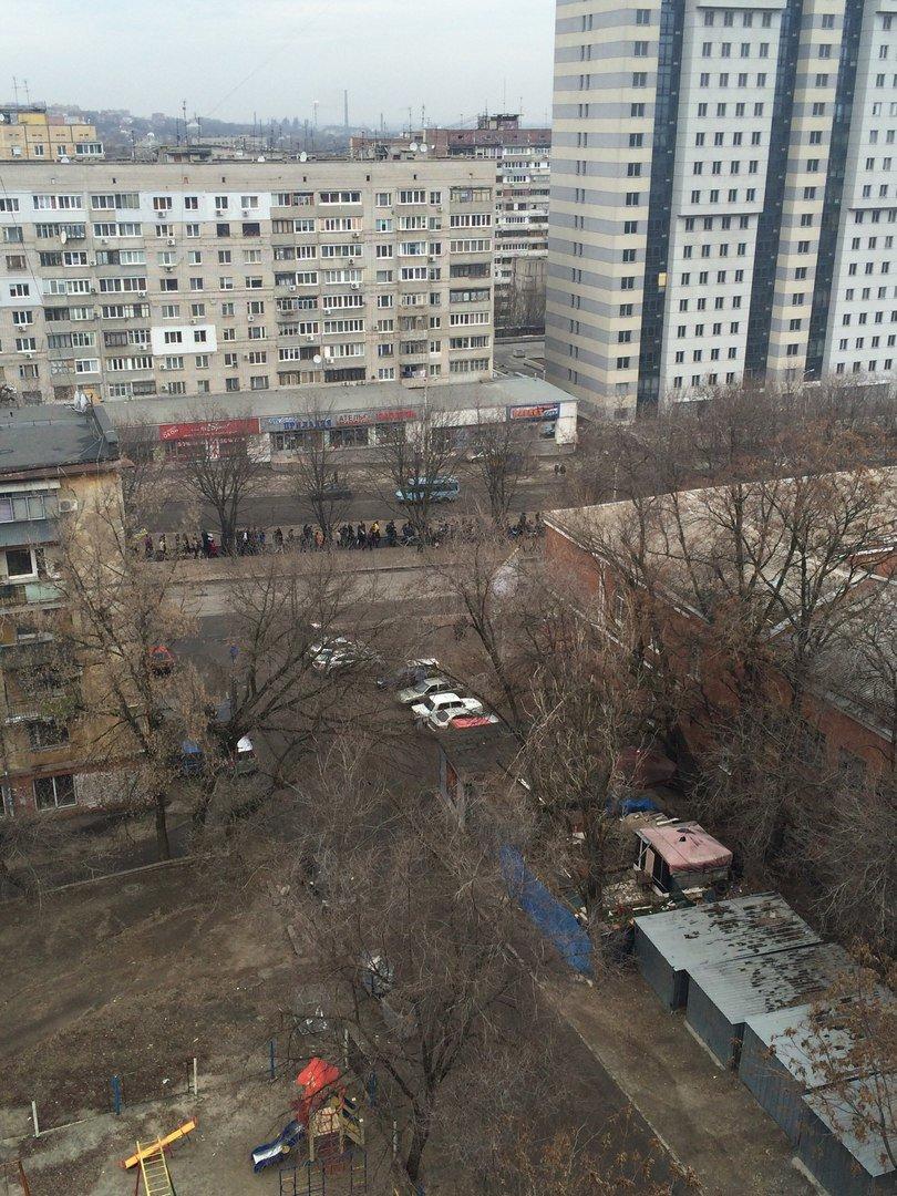 Кто и зачем митингует в центре Днепропетровска (ФОТО) (фото) - фото 7